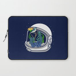 Astro Flowers Laptop Sleeve