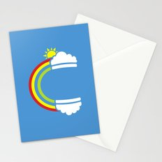 Rainbowphones Stationery Cards