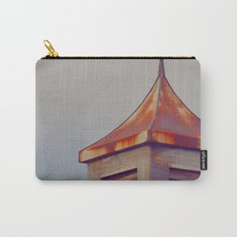 Rusted Rooftop Carry-All Pouch