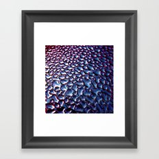 water structure VI Framed Art Print