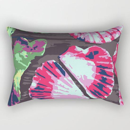 ShellsPattern Rectangular Pillow