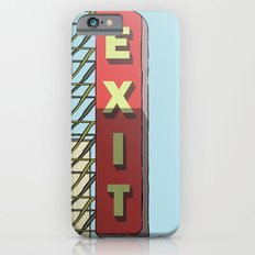 exit iPhone 6s Slim Case