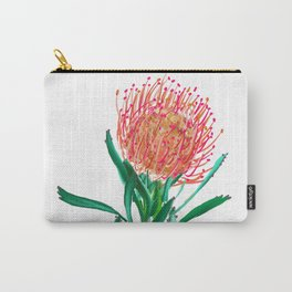 Pincushion protea flower Carry-All Pouch