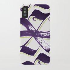 Letter X iPhone X Slim Case