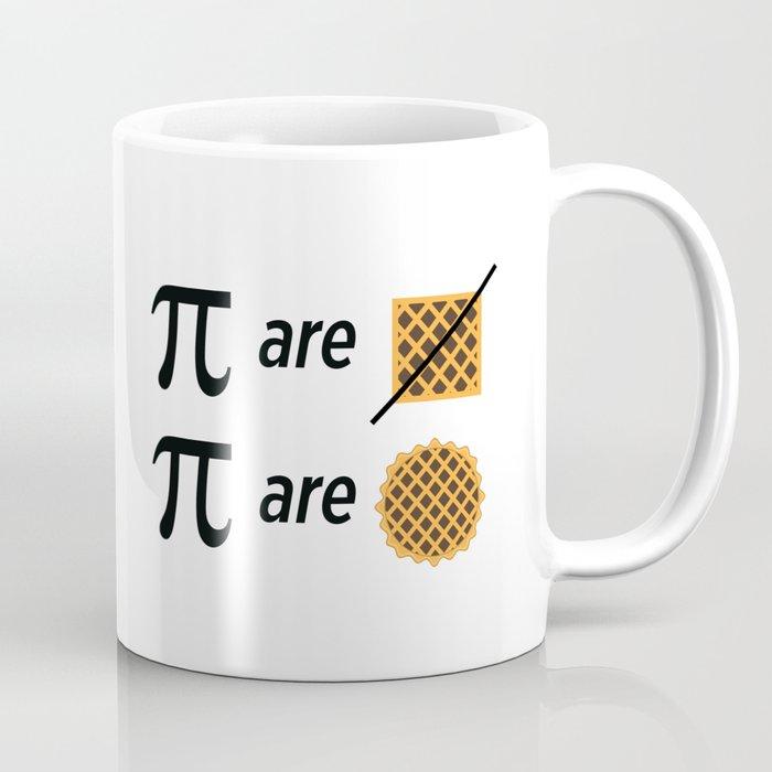 Mike Montgomery's Pi Joke Coffee Mug