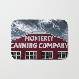 Monterey Canning Company Bath Mat