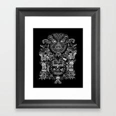 Ri-Damn-Diculous Framed Art Print