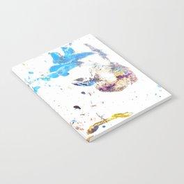 Uno Splatter  Notebook