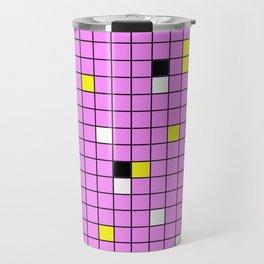 Mingling - Abstract, conceptual, minimalistic, geometric artwork Travel Mug