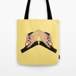 Gunning for you Tote Bag