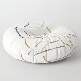 Harmony 04 Floor Pillow