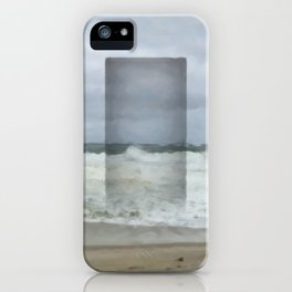 The Seaward Door (Square) iPhone Case