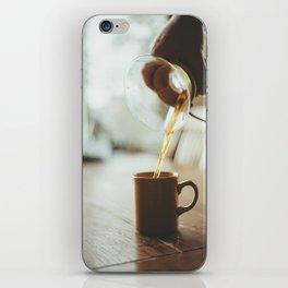 Chemex  iPhone Skin