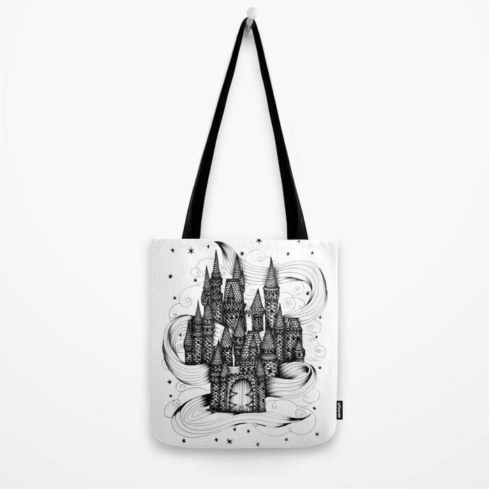 Super Magic Dream Castle Tote Bag