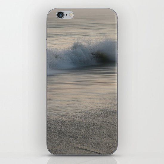 Misty Morning At Sea iPhone & iPod Skin
