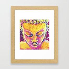 Buddha Dreams Framed Art Print