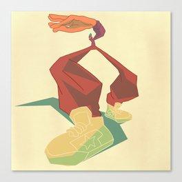 Dancer Canvas Print