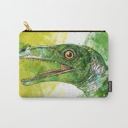green saurus Carry-All Pouch