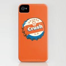 Denver's Orange Crush Defense TWO POINT OH! Slim Case iPhone (4, 4s)