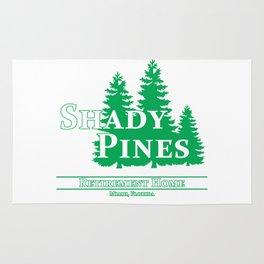 Shady Pines Ma! Rug