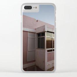 Romanticism in Tenerife Clear iPhone Case