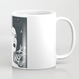 Dragon Girl Coffee Mug