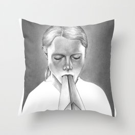 anthem for a seventeen year old series n3 Throw Pillow