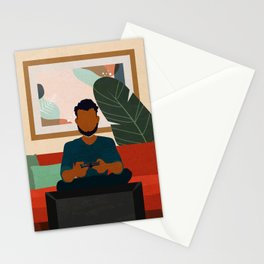 Stay Home No. 6 Stationery Cards