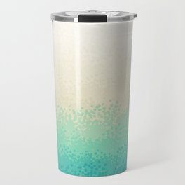 Sandy Beach Travel Mug