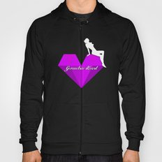 GEOMETRIC HEART® - Purple Special Edition -  Hoody