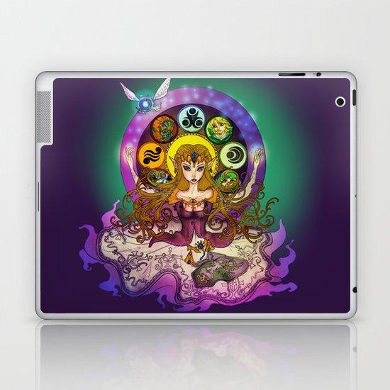 Mystic Zelda Laptop & iPad Skin