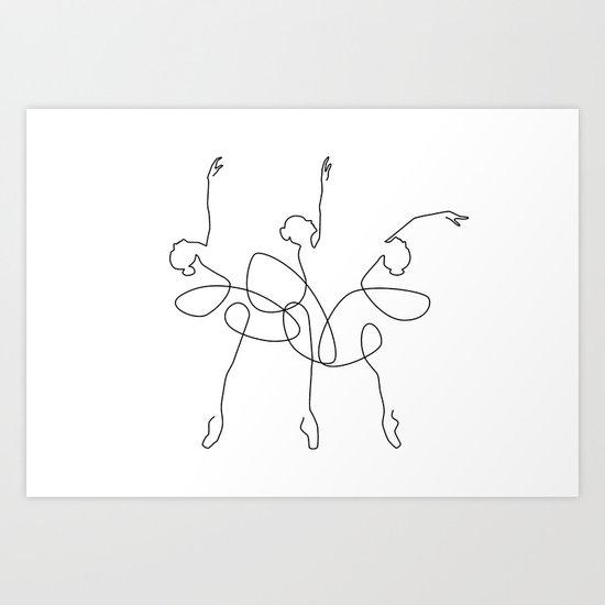 Ballet x 3 by explicitdesign