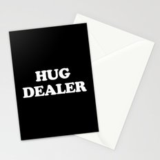 Hug Dealer Funny Quote Stationery Cards