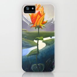 Flower Lovers iPhone Case