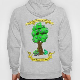 Strong as a Tree Hoody