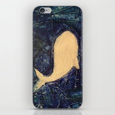 everything besides the ocean is redundant iPhone & iPod Skin