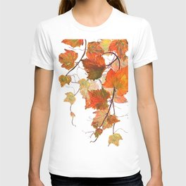 orange grapevine 2 T-shirt