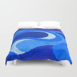 Blue Serenity Duvet Cover