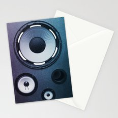 Stereo Sound Stationery Cards
