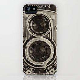 Flexaret | Vintage Camera iPhone Case