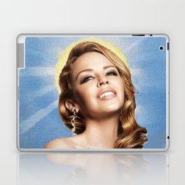 Saint Kylie Laptop & iPad Skin