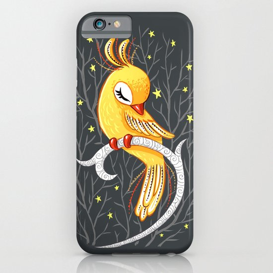 Magic Canary iPhone & iPod Case