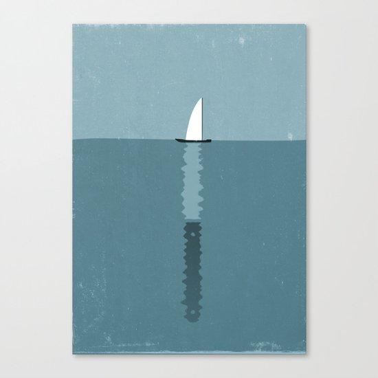 Knife Canvas Print