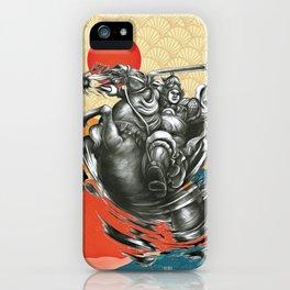 Japanese Samurai Ninja Warrior (21) iPhone Case