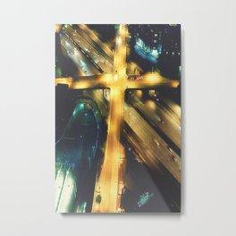 GODSPEED Metal Print