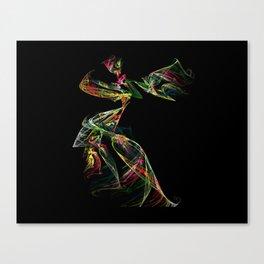 The Rumba Canvas Print