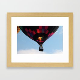 Road Trip Flying High Framed Art Print
