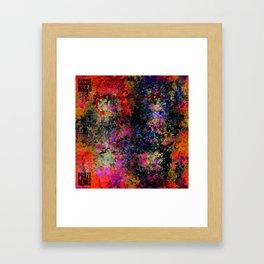 Cassie - Me & You (Phazz Remix) Framed Art Print