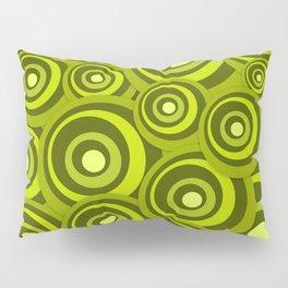 Green Ring - Geometrical Pattern Pillow Sham