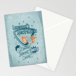 SpectreSpecs Stationery Cards